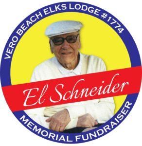 Annual El Schneider Memorial Dinner & Fundraiser @ Lodge Ballroom