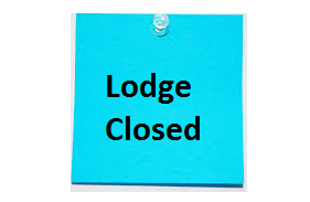 Lodge Closed