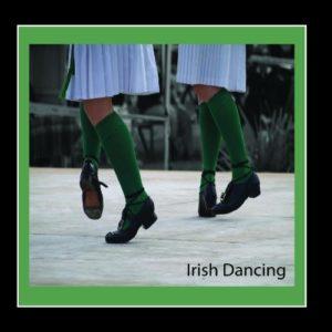 Irish Dance Lesson @ Lodge Lounge