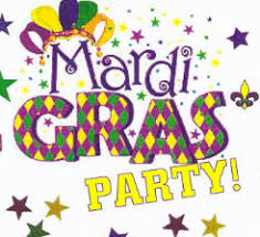 Mardi Gras Party with Trivia @ Lodge Lounge